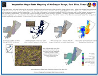 Click image to see summary of Fort Bliss mega state mapping project.